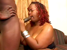 Afrodisia - blowjob, facial, fat, black cock, fuck, HD, watching