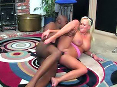 blonde, doggy style, black, reality, chubby, cumshot, white
