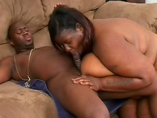 Nasty Nikki, D. Wise - blowjob, cumshot, fat, pussy, black cock, sexy, HD