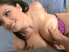 doggy style, shaved pussy, shower, cumshot, fat, cock sucking, hardcore, tits, HD, monster boobs