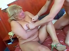 Lola Nole - toys, facial, mature, fat, fuck, HD